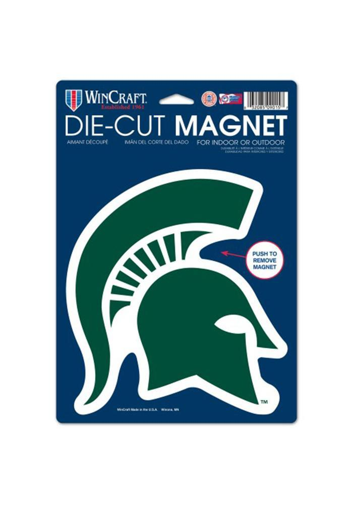 Michigan State Spartans Die Cut Magnet - Image 1