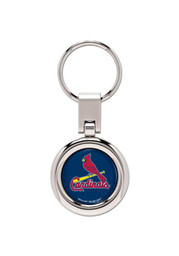 St Louis Cardinals Domed Keychain