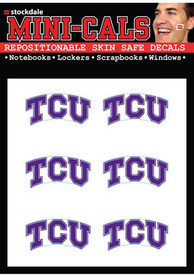 TCU Horned Frogs 6 Pack Tattoo