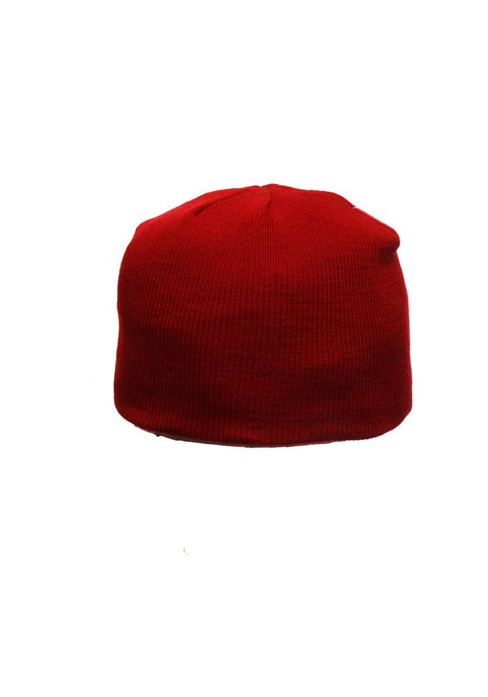Zephyr Miami Redhawks Red Edge Mens Knit Hat - Image 2