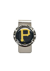 Pittsburgh Pirates Classic Money Clip - Black
