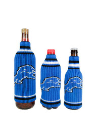Detroit Lions Krazy Kover Bottle Insulator Coolie