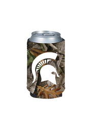 Michigan State Spartans Camo Can Coolie