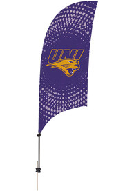 Northern Iowa Panthers 7.5 Foot Spike Base Tall Team Flag