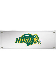 North Dakota State Bison 2x6 Vinyl Banner