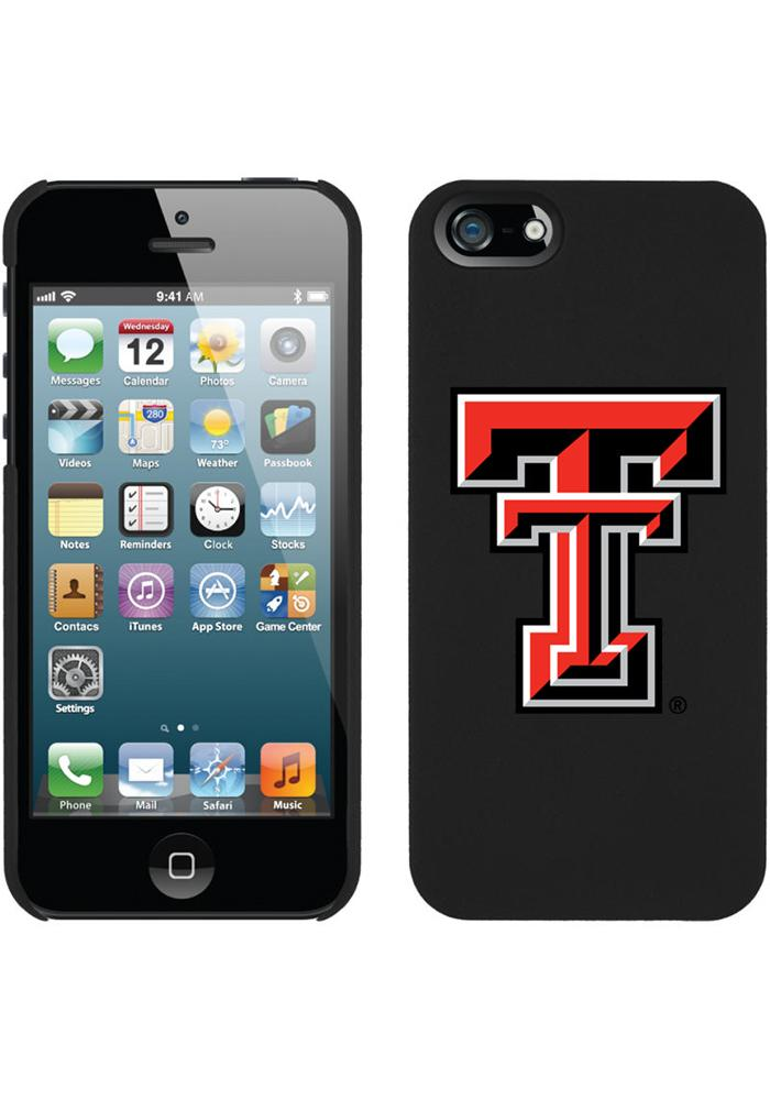 Texas Tech Red Raiders Large Logo Phone Cover - Image 1