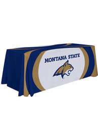 Montana State Bobcats 6 Ft Fabric Tablecloth