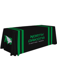 North Dakota Fighting Hawks 6 Ft Fabric Tablecloth