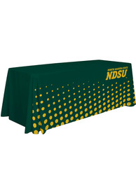 North Dakota State Bison 6 Ft Fabric Tablecloth