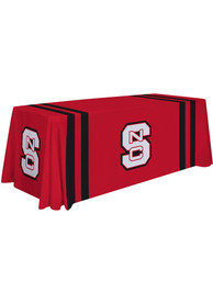 NC State Wolfpack 6 Ft Fabric Tablecloth