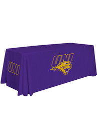 Northern Iowa Panthers 6 Ft Fabric Tablecloth