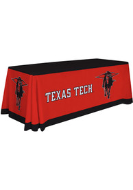 Texas Tech Red Raiders 6 Ft Fabric Tablecloth