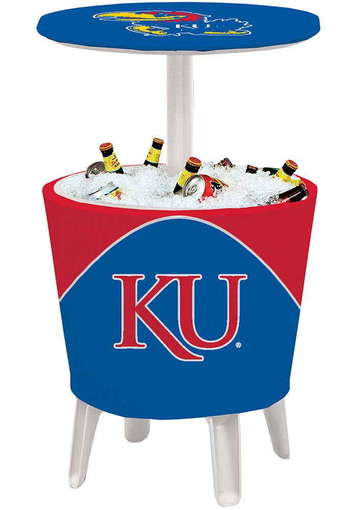 Kansas Jayhawks Table Cooler - Image 1