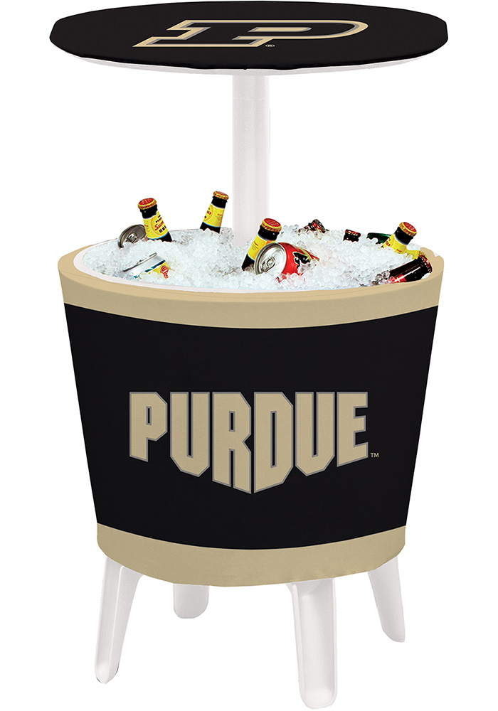Purdue Boilermakers Table Cooler - Image 1