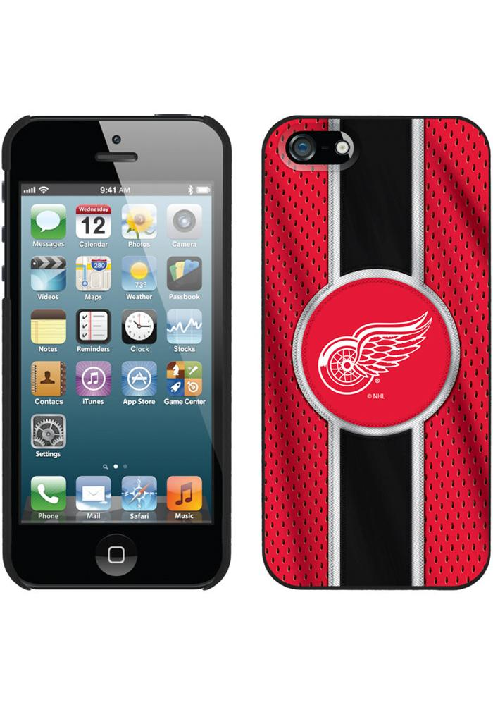Detroit Red Wings Jersey Phone Cover