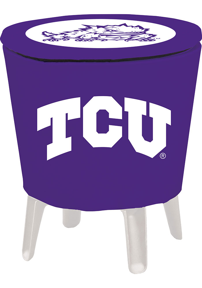 TCU Horned Frogs Table Cooler - Image 2