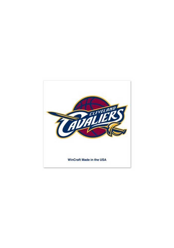 Cleveland Cavaliers 4 Pack Tattoo - Image 1