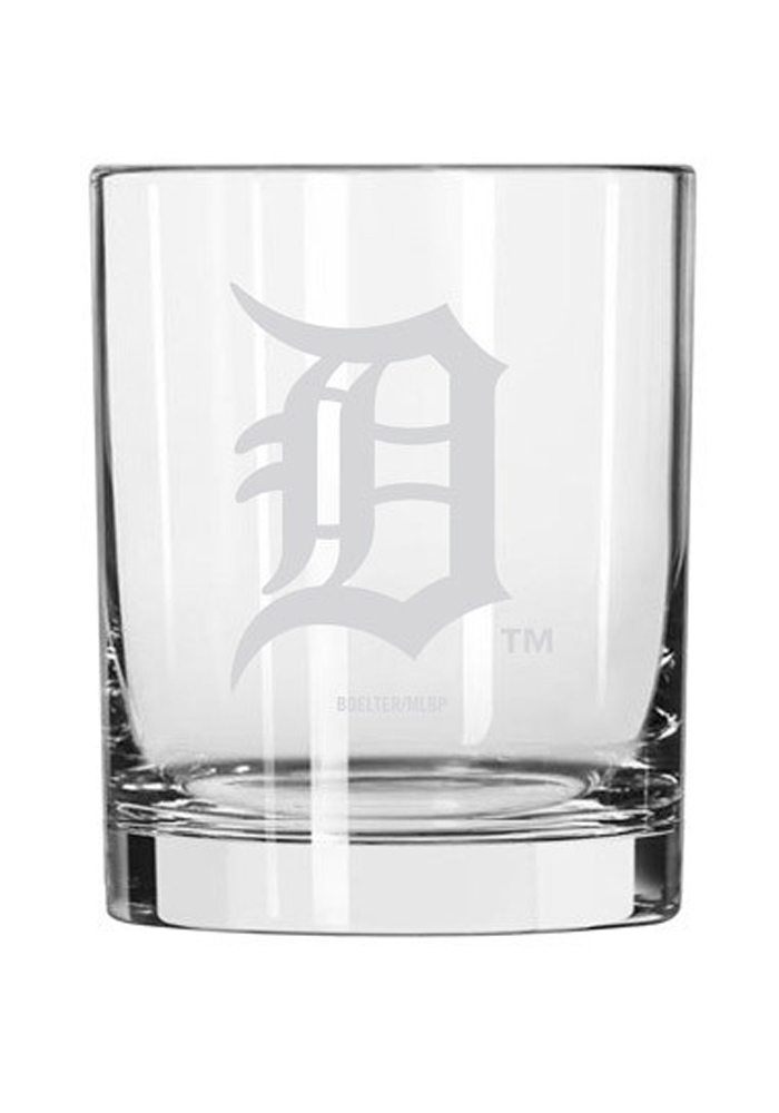 Detroit Tigers 14oz Rock Glass - Image 1