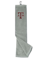 Texas A&M Aggies 16x24 Embroidered Tri-Fold Golf Towel