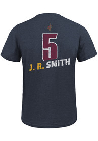 Cleveland Cavaliers Navy Blue Record Holder Fashion Player Tee