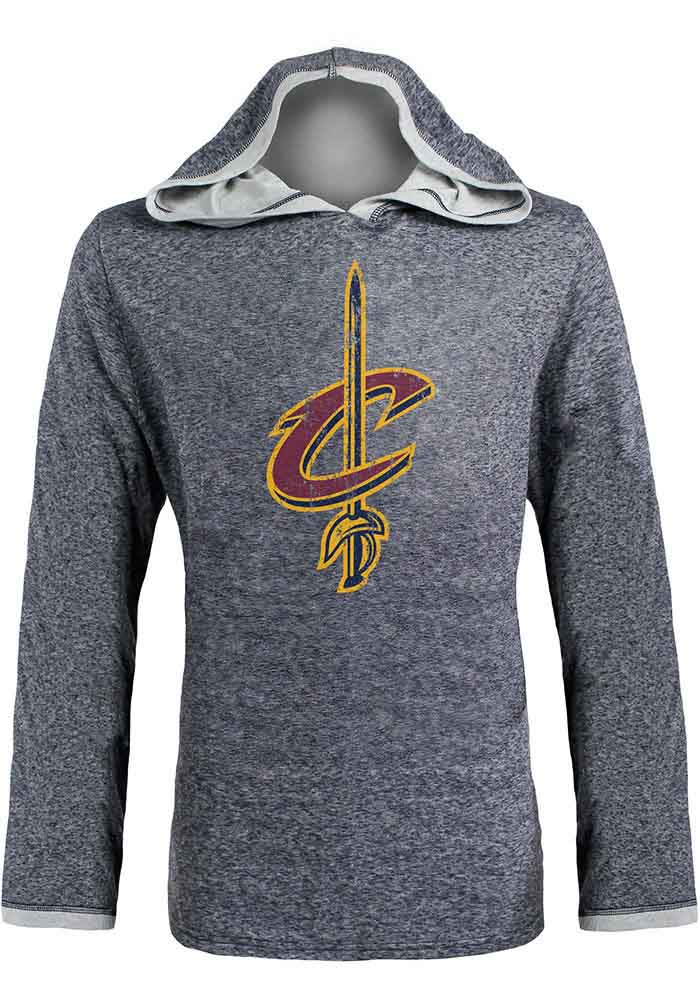 Cleveland Cavaliers Mens Navy Blue Primary Fashion Hood - Image 1