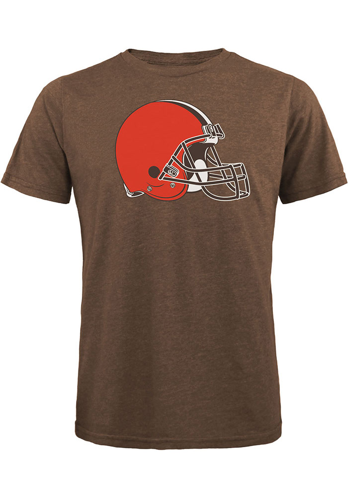 Baker Mayfield Cleveland Browns Brown Name & Number Short Sleeve Fashion Player T Shirt - Image 2