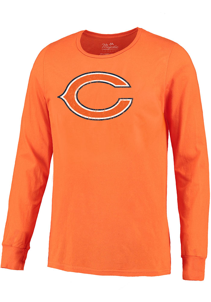 buy online a7032 804f4 Sleeve Shirt Bears Chicago T Player Long Primary N amp;n ...