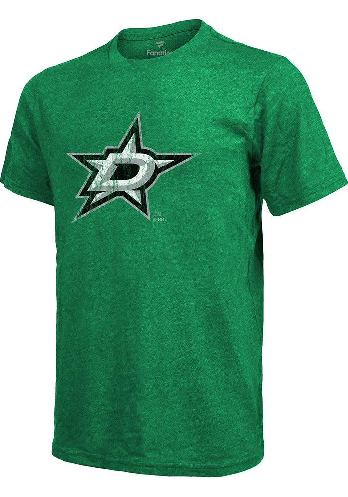 Tyler Seguin Dallas Stars Kelly Green Primary Player Short Sleeve Fashion Player T Shirt - Image 2