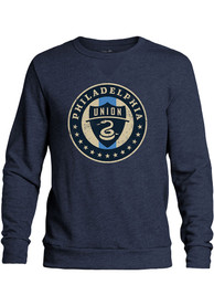 Philadelphia Union TEAM LOGO Fashion Sweatshirt - Navy Blue