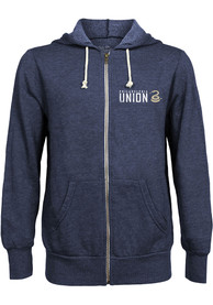 Philadelphia Union WORDMARK Zip Fashion - Navy Blue