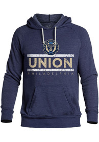 Philadelphia Union SIDELINE Fashion Hood - Navy Blue
