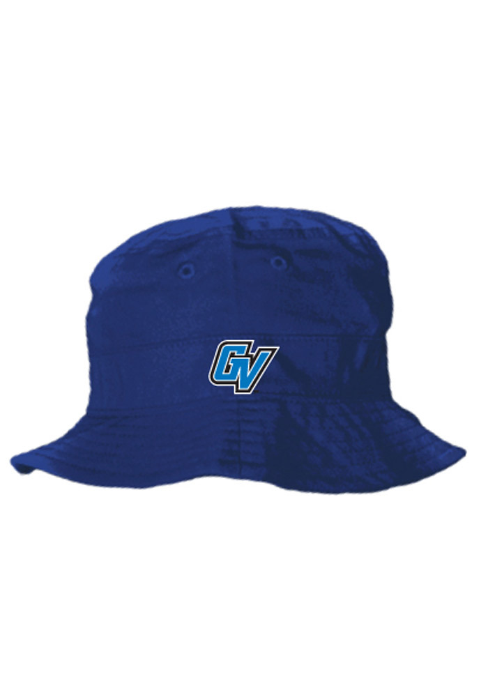 Grand Valley State Lakers Blue Bucket Baby Sun Hat - Image 1