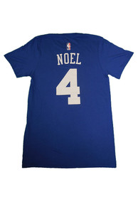 Nerlens Noel Philadelphia 76ers Blue Gametime Player Tee