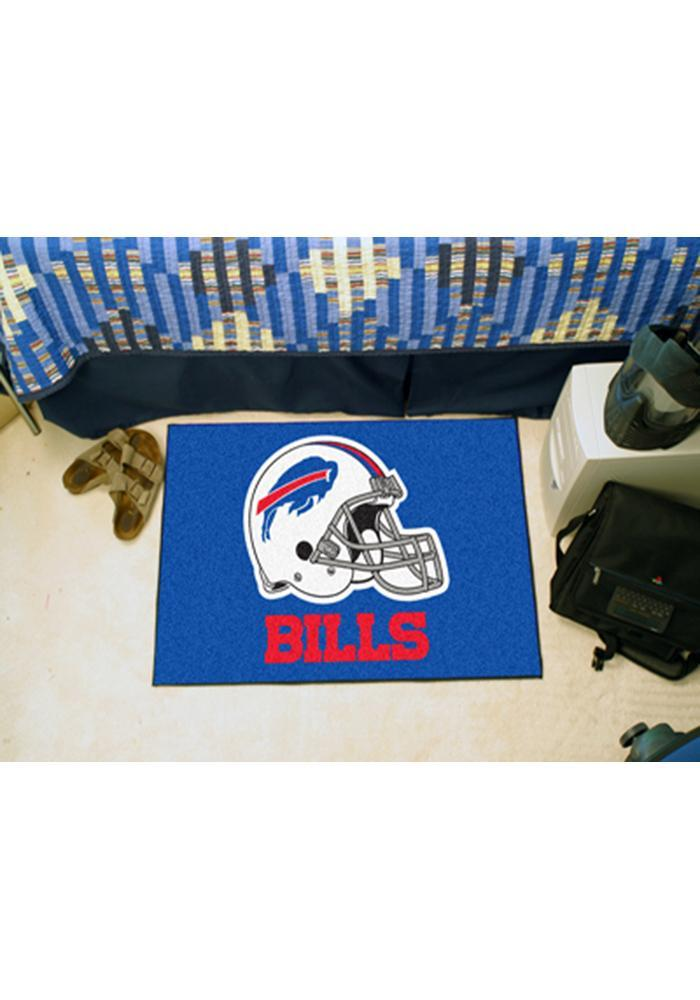 Buffalo Bills 19x30 Starter Interior Rug - Image 1