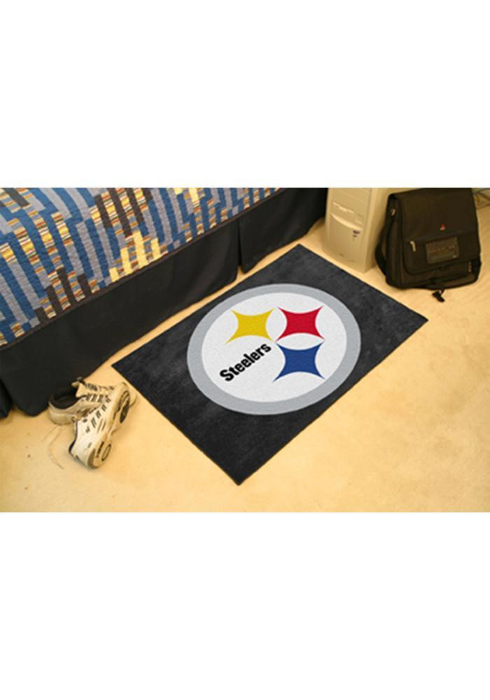 Pittsburgh Steelers 19x30 Starter Interior Rug - Image 1