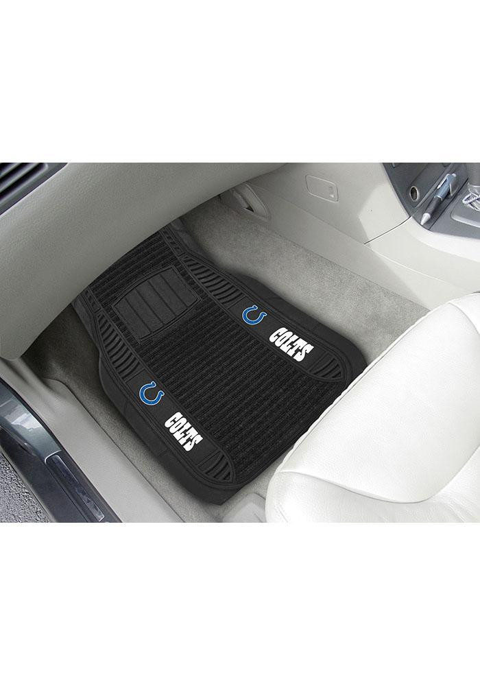 Indianapolis Colts 20x27 Deluxe Car Mat - Image 1