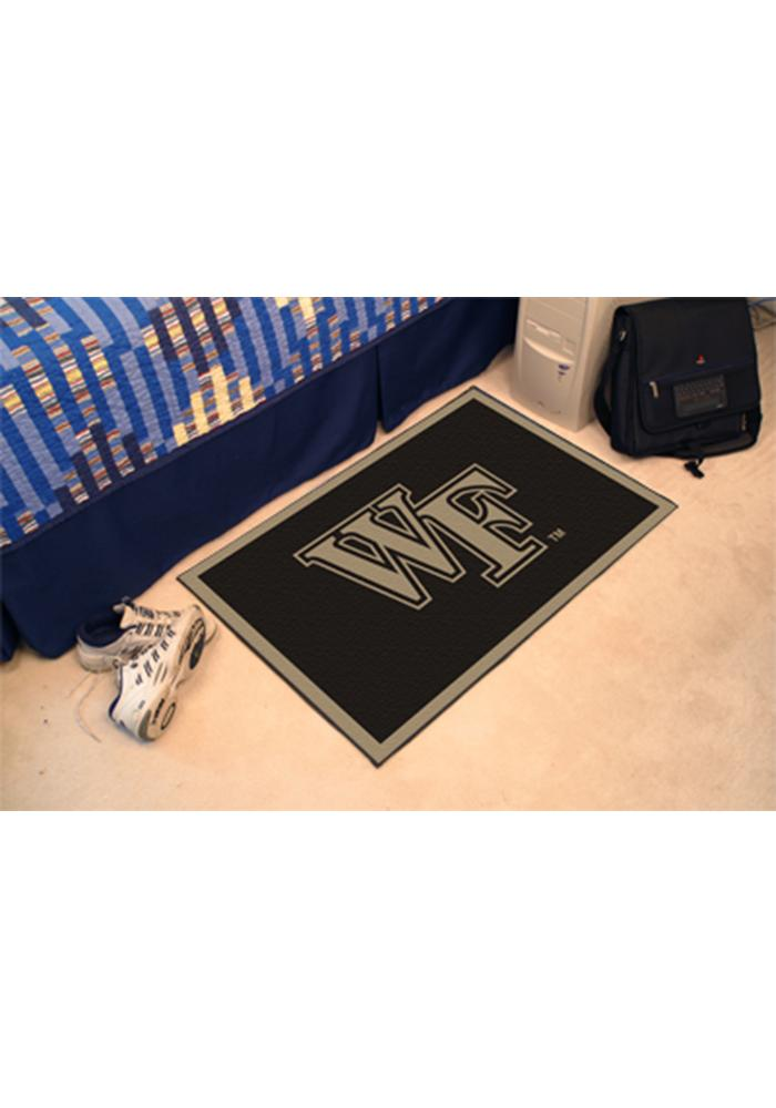 Wake Forest Demon Deacons 20x30 Starter Interior Rug - Image 1