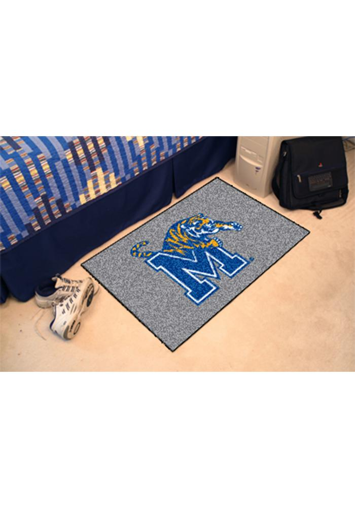 Memphis Tigers 20x30 Starter Interior Rug - Image 1
