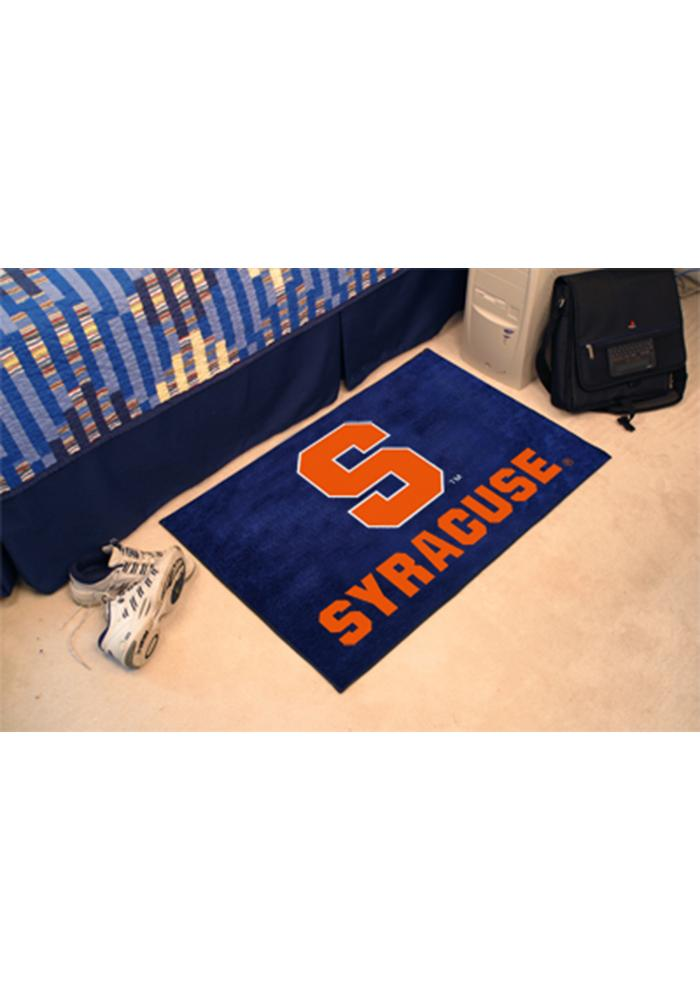 Syracuse Orange 20x30 Starter Interior Rug - Image 1