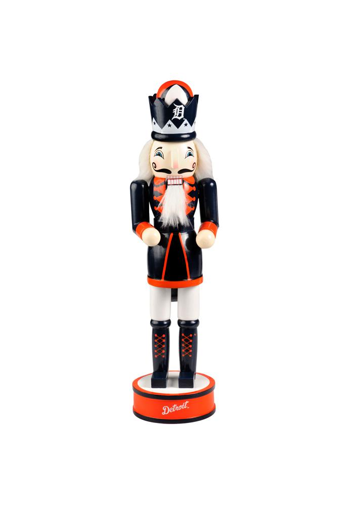 Detroit Tigers 14 Inch Holiday Decor - Image 1