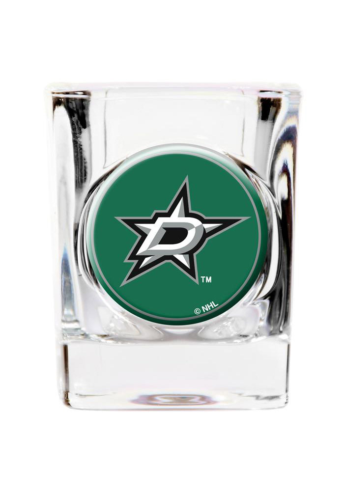 Dallas Stars 2oz Square Shot Glass - Image 1