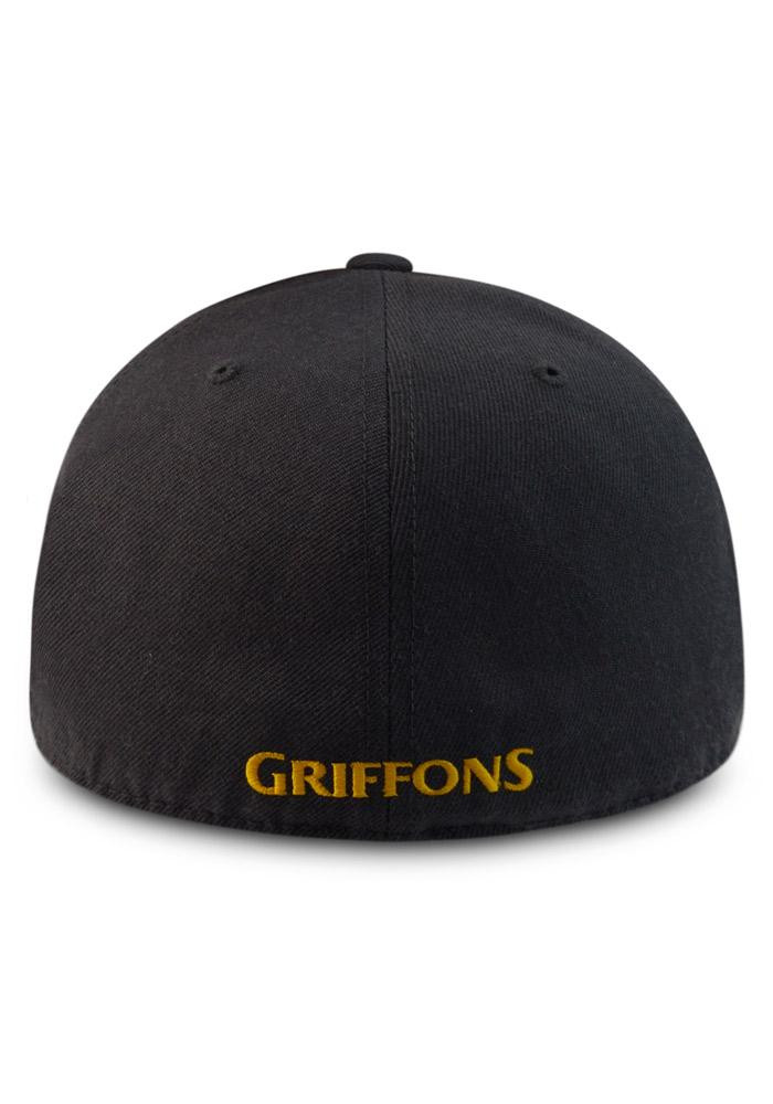 Top of the World Missouri Western Griffons Mens Grey Prime Fitted Hat - Image 2