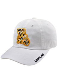 7233ba44e079f Top of the World Missouri Western Griffons Womens White Chevron Crew  Adjustable Hat
