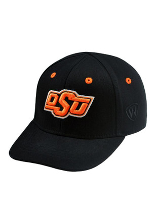 Top of the World Oklahoma State Cowboys Black Cub 1Fit Kids Flex Hat