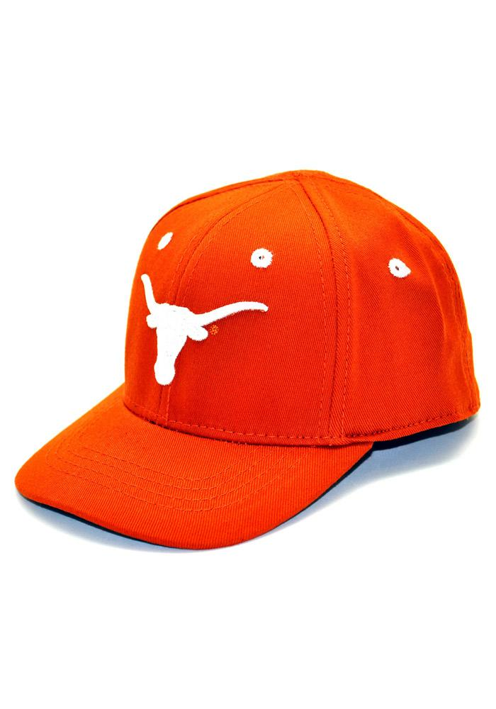 Top of the World Texas Orange Cub 1Fit Youth Flex Hat 14400379