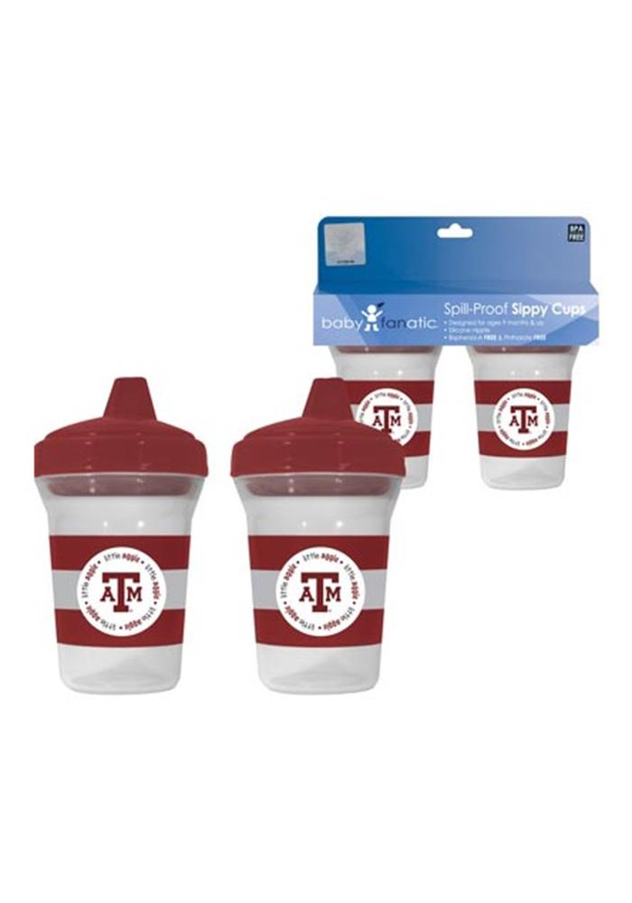 Texas A&M Aggies Baby 2 Pack 5 oz. Bottle - Maroon
