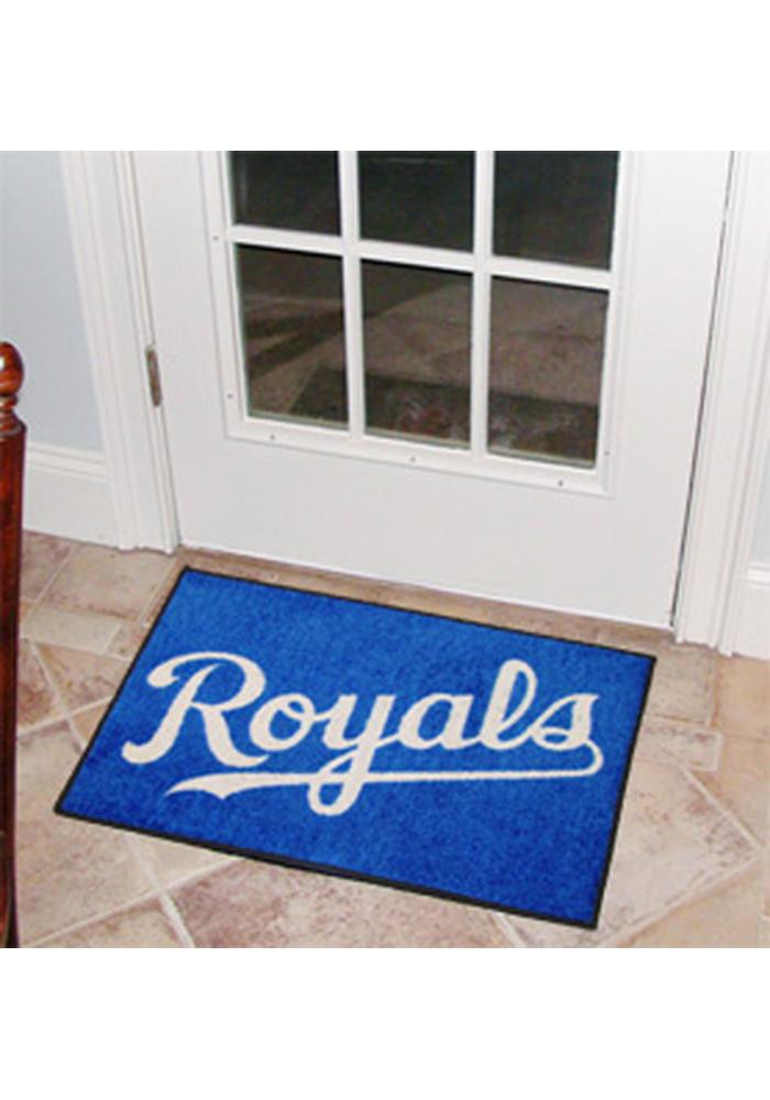 Kansas City Royals 19x30 Starter Interior Rug - Image 1