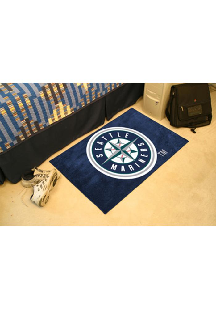 Seattle Mariners 19x30 Starter Interior Rug - Image 1