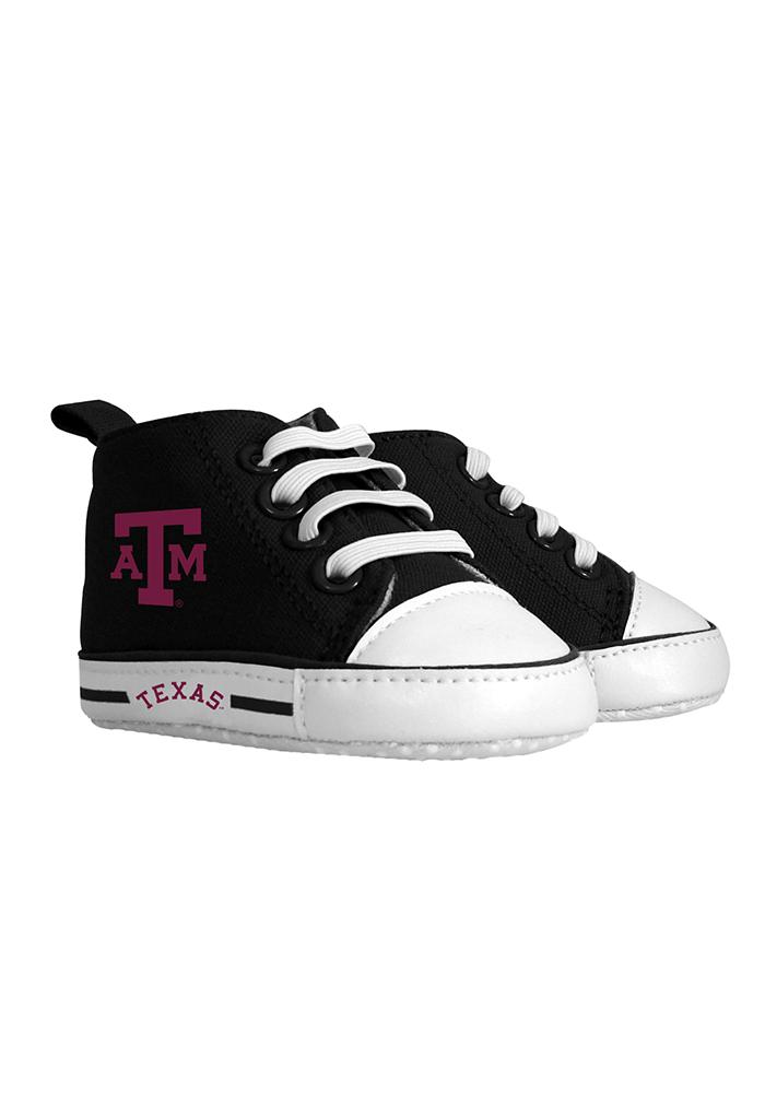 Texas A&M Aggies Baby Slip On Shoes - Maroon