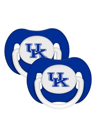Kentucky Wildcats Baby Team Color 2 pack Pacifier - Blue